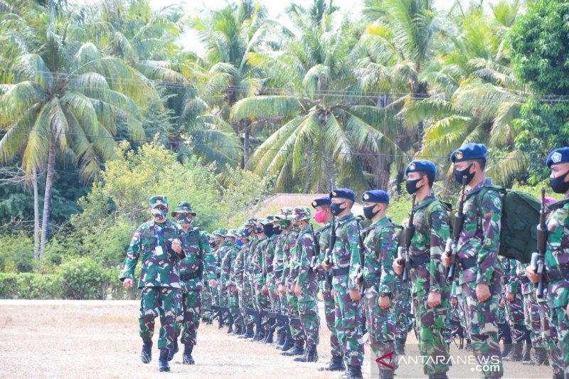 Komandan Korem 161/WS tutup TMMD ke-108 di Kabupaten Kupang