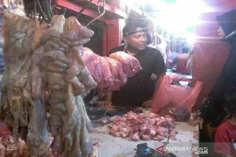 TPID-Satgas Pangan pantau stok bahan pokok jelang  Idul Adha di Sulteng