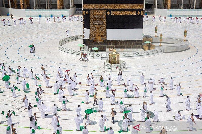 Berikut kewajiban jamaah haji pada hari 10 Dzulhijjah