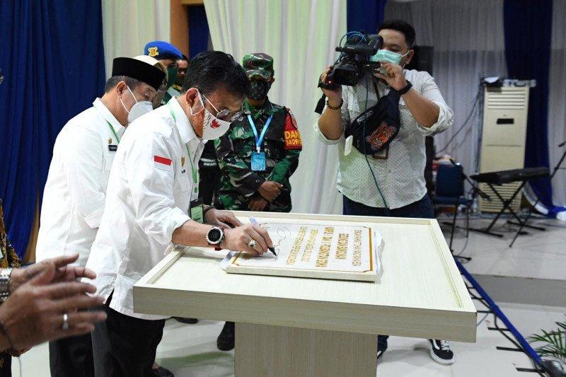 Menteri Pertanian minta Polbangtan lahirkan SDM ciptakan lapangan kerja