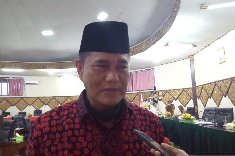 DPRD sepakati rancangan KUA-PPAS Padang tahun anggaran 2021
