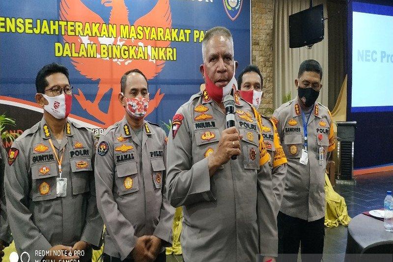 Kapolda Papua segera kirim tim gabungan olah TKP kasus penembakan di Nduga