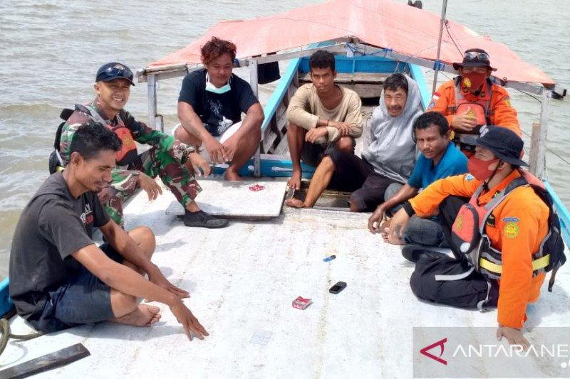 Kapal hilang kontak ditemukan sedang lego jangkar di Tanjung Mor Asmat