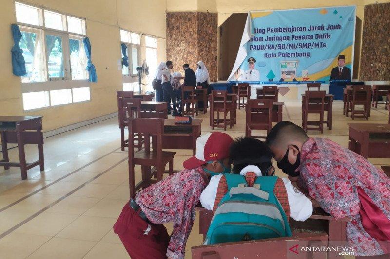 Pemkot Palembang pasang internet gratis untuk  belajar daring