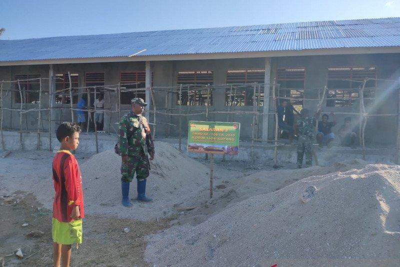 Kala TNI Manunggal wujudkan asa rakyat di pelosok Timor
