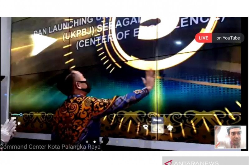 Palangka Raya luncurkan program pemulihan ekonomi berbasis masyarakat