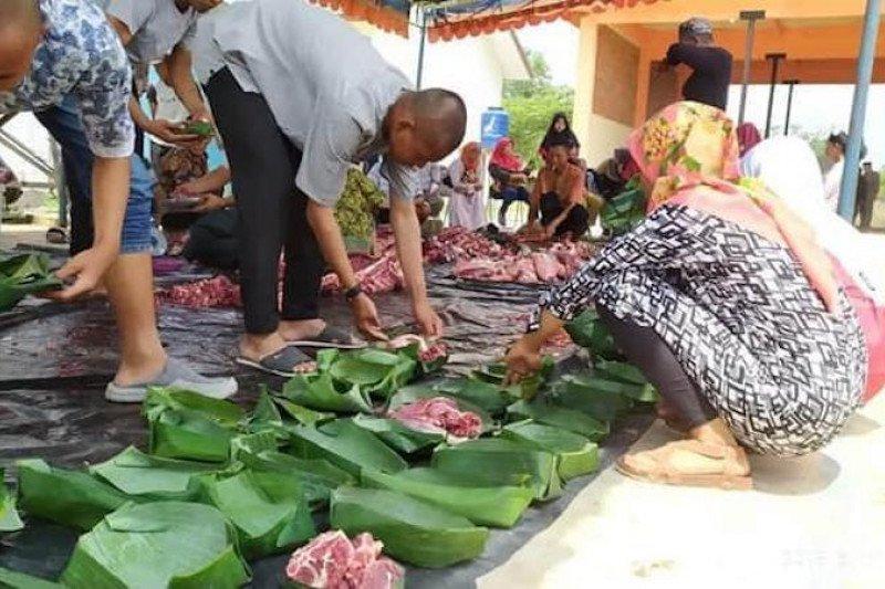 Bupati Muba keluarkan Surat Edaran larangan kantong plastik untuk tempat daging kurban