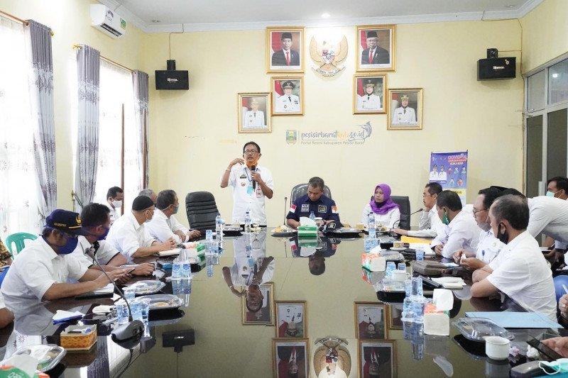 Bupati Pesisir Barat terima reses anggota DPD RI Dapil Lampung