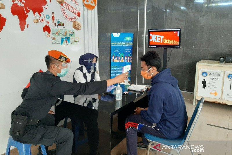 KAI menyediakan fasilitas tes cepat untuk penumpang