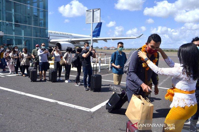 Kemarin, Bali sambut kembali wisatawan sampai proyek irigasi strategis