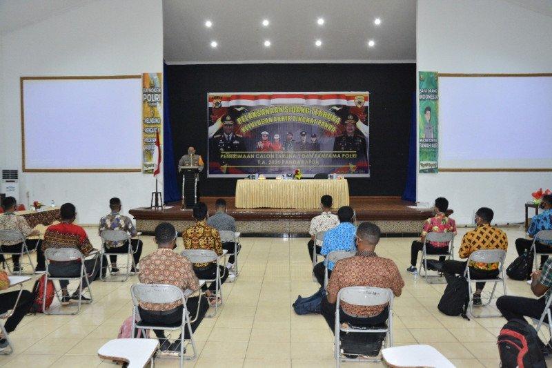Polda Papua umumkan seleksi penerimaan taruna Akpol dan Tamtama