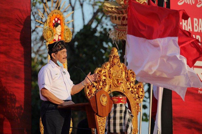 Luhut Pandjaitan dukung pemulihan pariwisata Bali