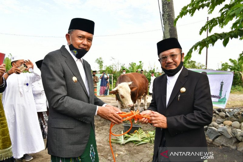 Bupati: Daging kurban Presiden untuk warga pra sejahtera di Jeneponto