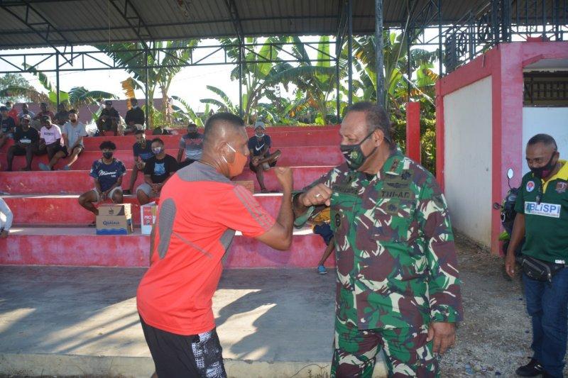 Pangdam XVII/Cenderawasih: Kompetisi sepak bola usia dini munculkan talenta anak Papua