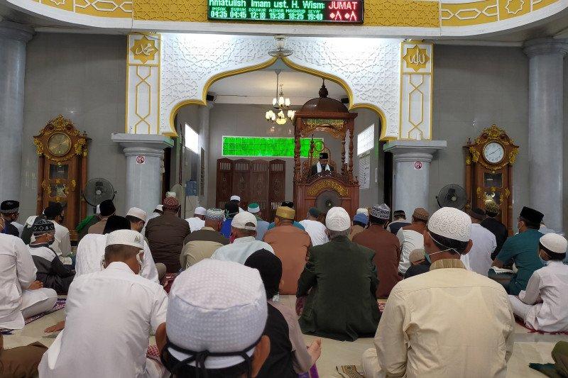 Suasana Shalat Idul Adha Nunukan
