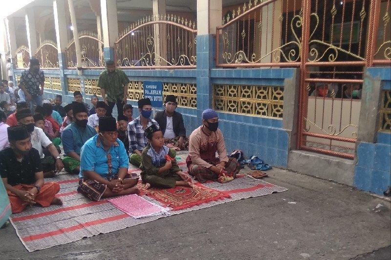 Shalat Idul Adha di Kota Jayapura