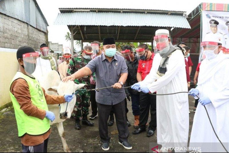 Wabup: Idul Adha saatnya berkurban di tengah pandemi COVID-19