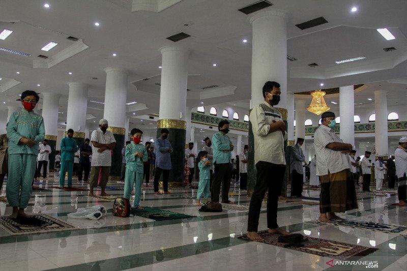 Sapi kurban Presiden Jokowi disembelih di Pekanbaru