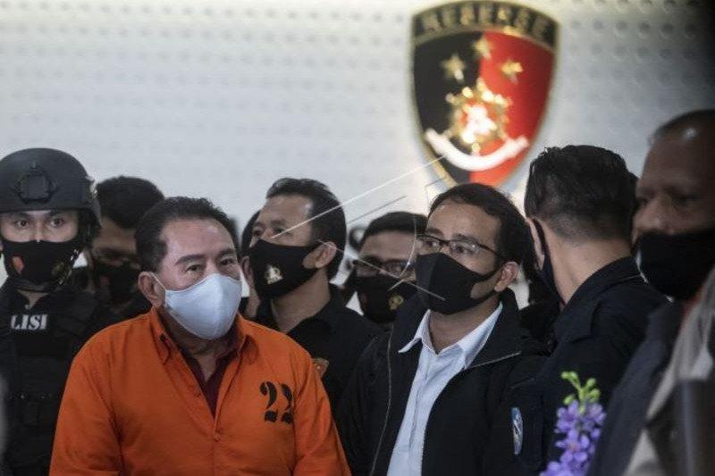 Buronan Kelas Kakap Djoko Tjandra ditangkap di Malaysia