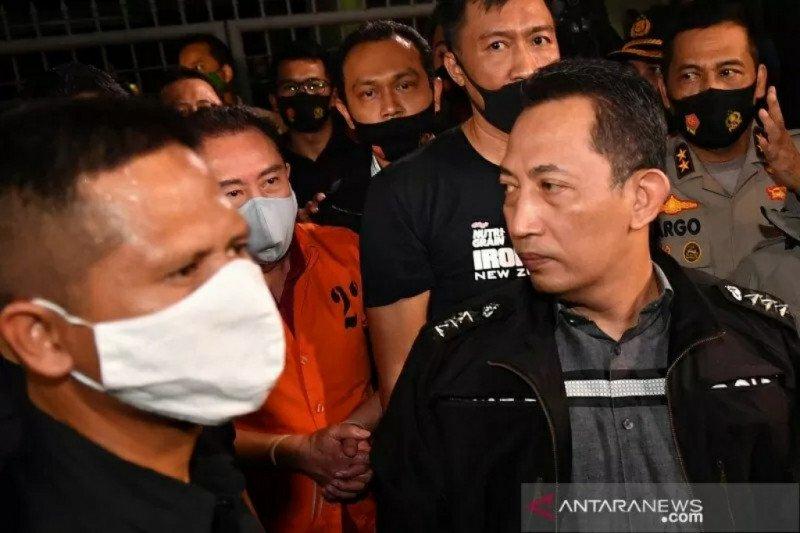 Libatkan Polis Diraja Malaysia, Penangkapan Djoko Tjandra