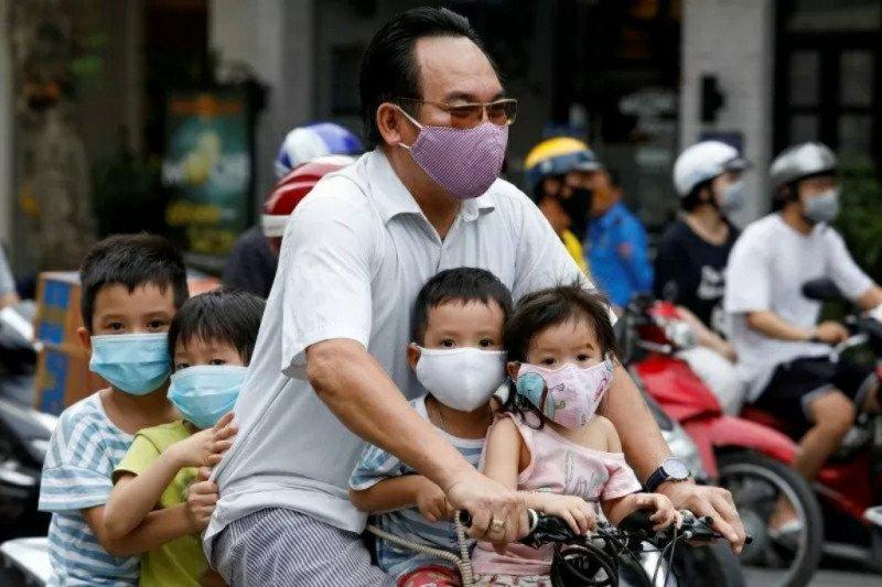 Kasus kematian pertama COVID-19 di Vietnam