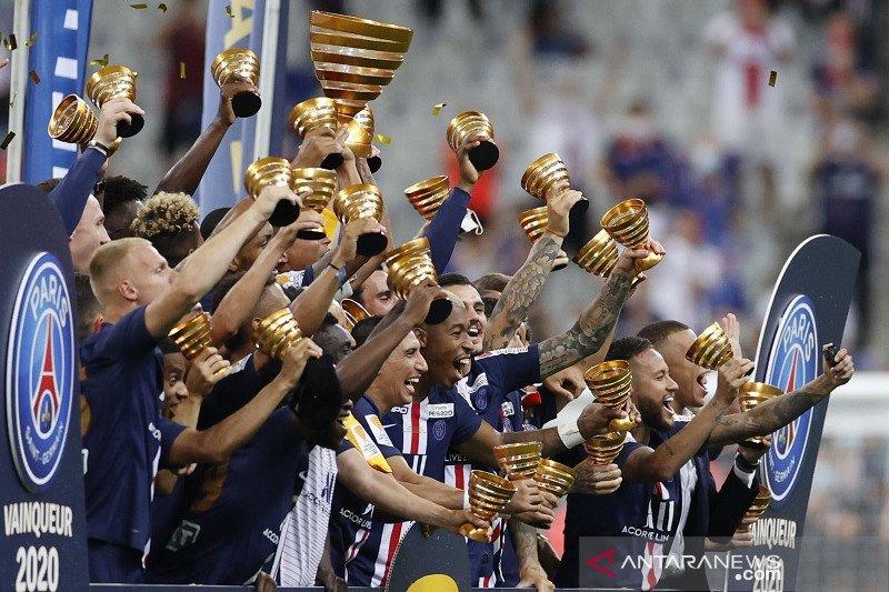 Daftar juara Piala Liga Prancis