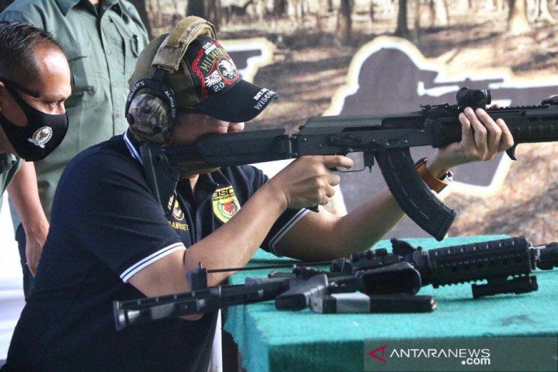Ketua MPR Bamsoet usul Kapolri pertimbangkan peluru 9mm untuk bela diri
