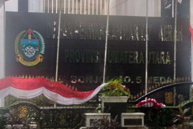 Seorang mantan anggota DPRD Sumut meninggal di Lapas Medan