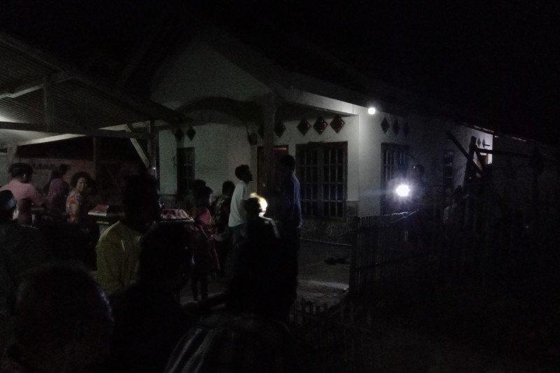 Warga Desa Margasari Lampung Timur resah munculnya sosok misterius di malam hari
