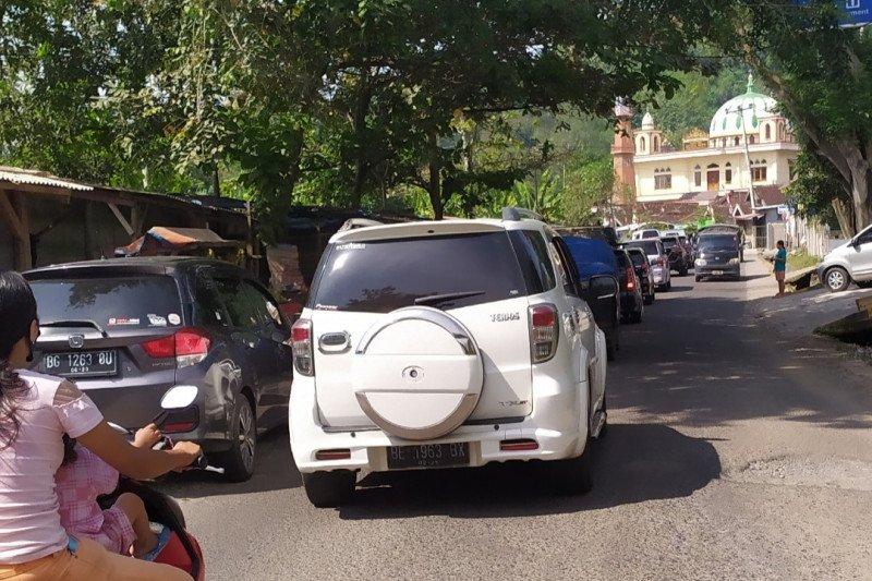 Warga mulai ramai kunjungi objek wisata Lampung