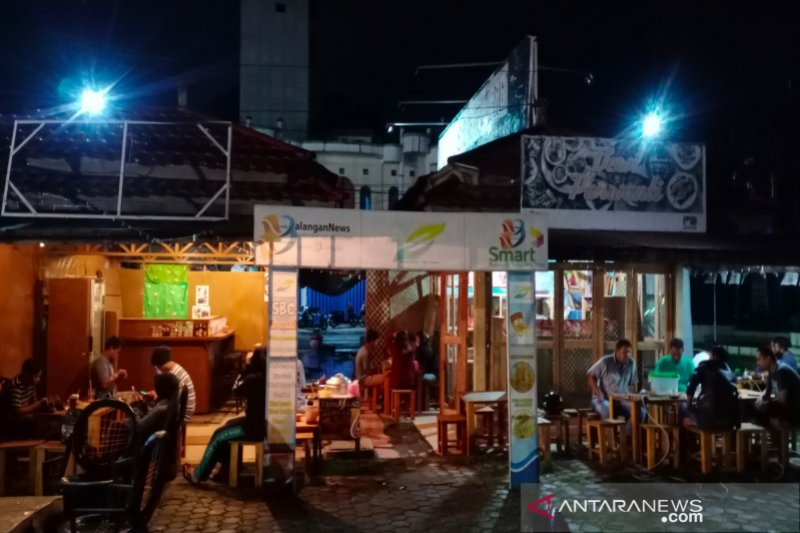 Sahabat Balangan Centre provides free internet for students