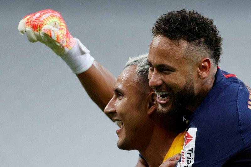 Neymar: PSG menolak tersingkir lagi dari Liga Champions