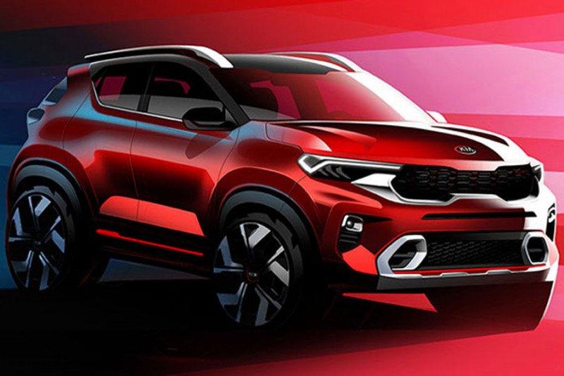 Kia Sonet awali debut di dunia otomotif pada Agustus