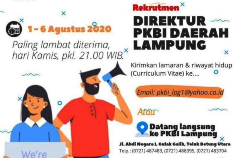 Pengumuman Rekrutmen Terbuka Calon Direktur Eksekutif PKBI Daerah Lampung