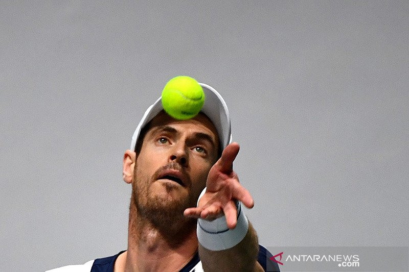 Murray nilai tidak mudah kalahkan tiga petenis top dunia