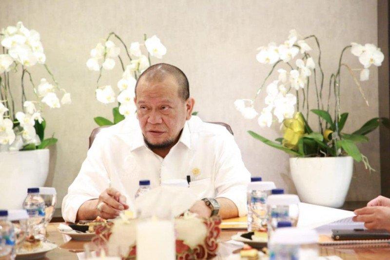 Ketua DPD RI sebut terlalu dini membahas jabatan Kapolri