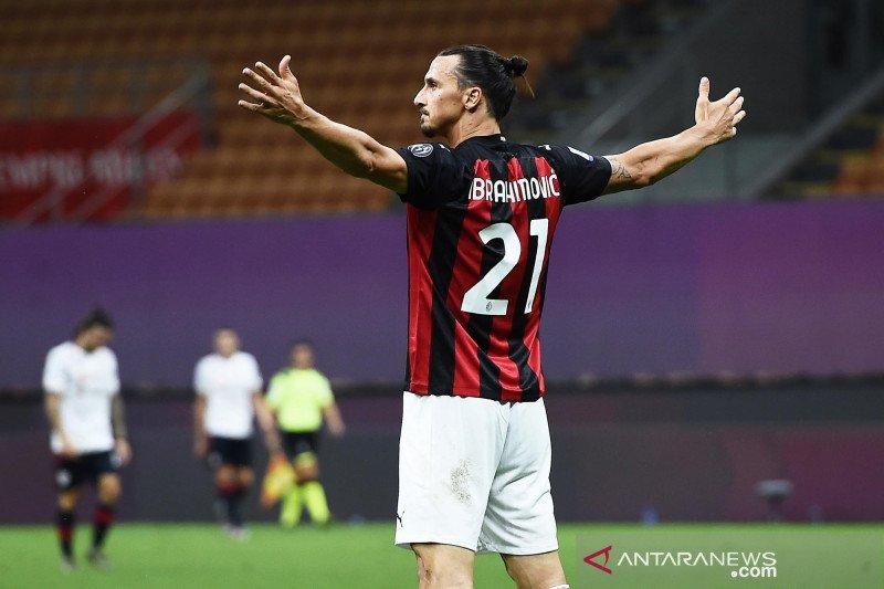 Ibrahimovic resmi perpanjang kontrak sampai musim 2020/2021