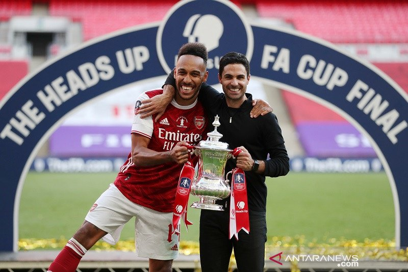 Arsenal juara FA, berikut daftar wakil tim Inggris di Eropa musim depan