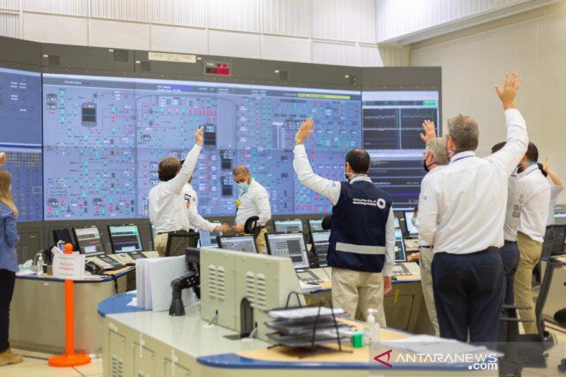 UAE mulai operasikan PLTN Barakah, yang pertama di jazirah Arab