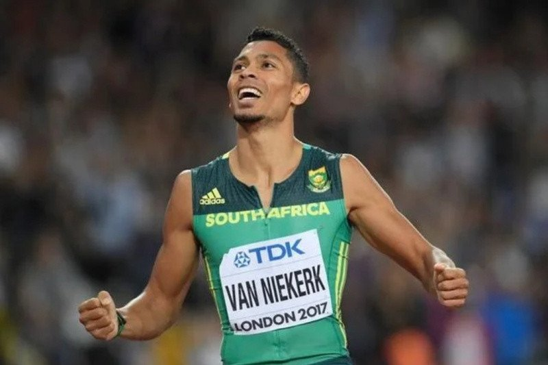 Juara Olimpiade lari 400m positif COVID-19