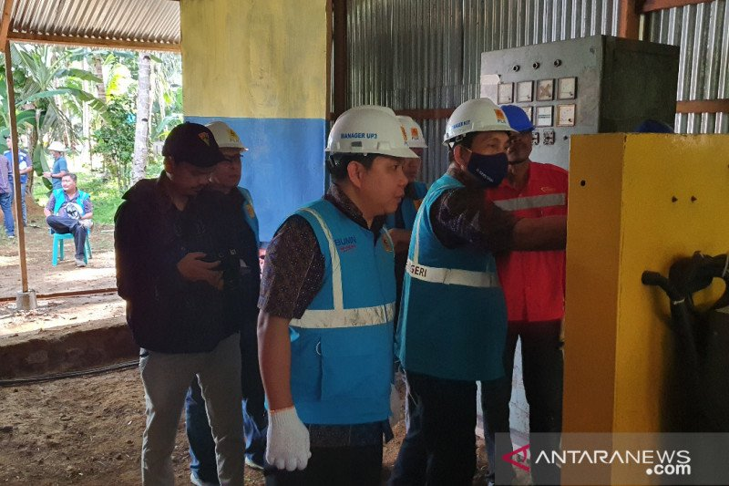 PLN tembus pulau terluar Indonesia jelang HUT RI