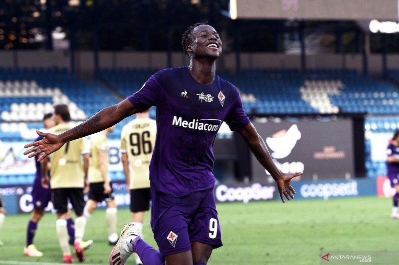 Fiorentina tutup musim dengan kemenangan 3-1 atas SPAL