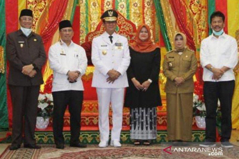 Usai tes swab, Wali Kota Tanjungpinang karantina mandiri