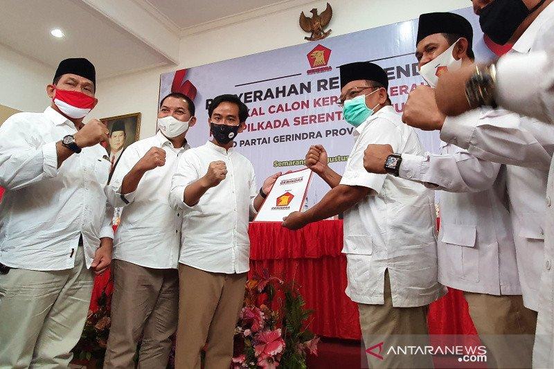 Gerindra juga usung Gibran-Teguh, surat rekomendasi diteken Prabowo