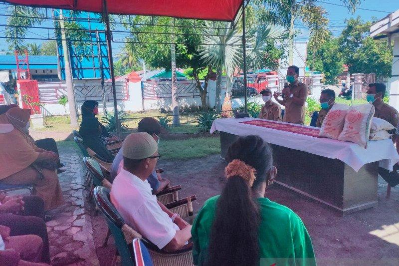 Pemkab Sigi  upayakan pemenuhan pangan warga di tengah pandemi COVID-19