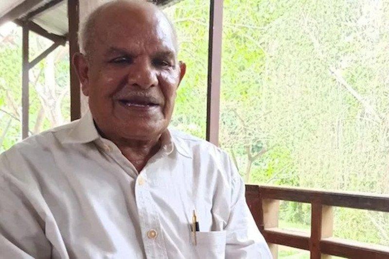 Ketua LMA George Awi: Tidak tepat menolak Otsus Papua