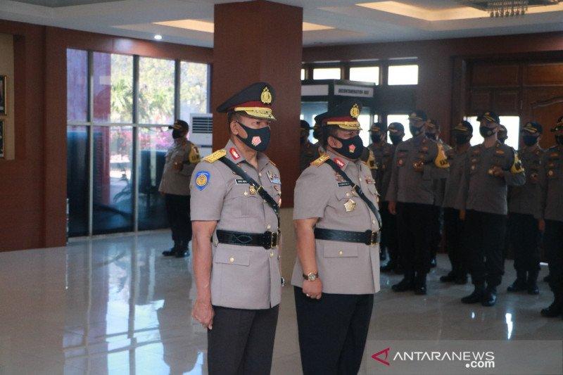 Brigjen Pol Ama Kliment resmi menjabat Wakapolda NTT