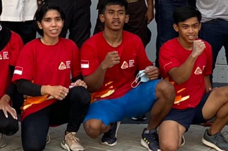 Atlet panjat tebing Indonesia juara IFSC Connected Speed Knockout