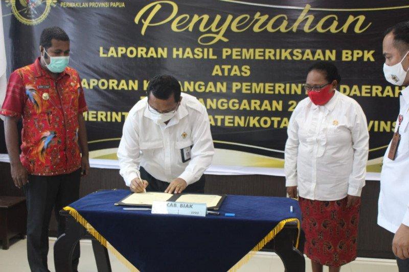 WDP LHK TA 2019 Pemkab Biak Numfor