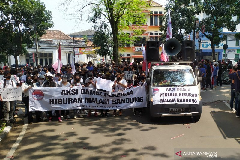 Alasan Pemkot Bandung belum izinkan buka tempat hiburan